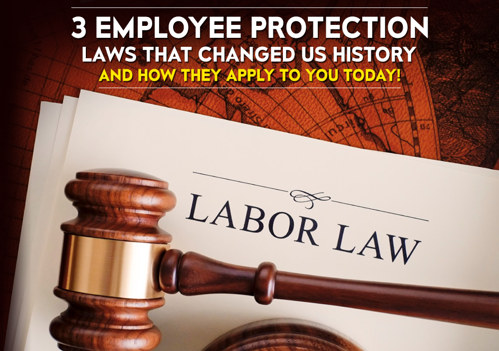 Employee Discrimination Laws That Protect Employees