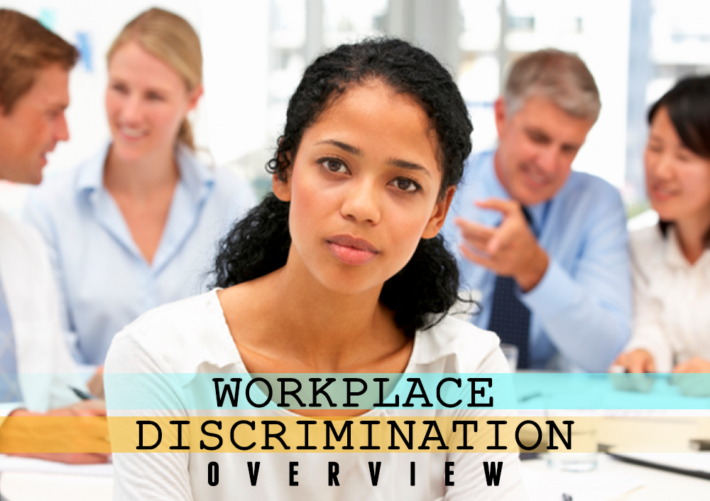 Workplace discrimination overview